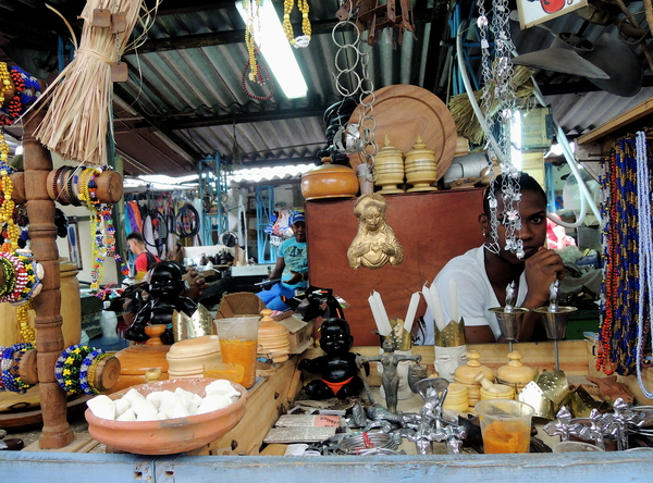 La Havane, tienda de santeria 2012