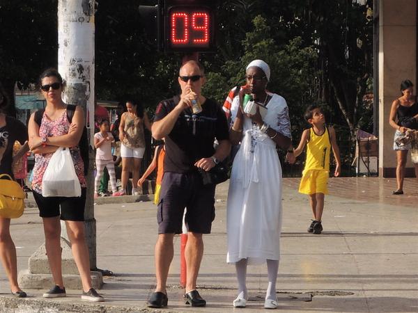 La Havane, yiwaga en la Rampa 2014