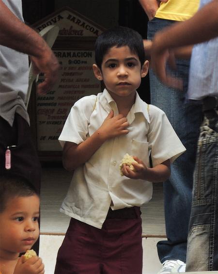 Baracoa niño 2012