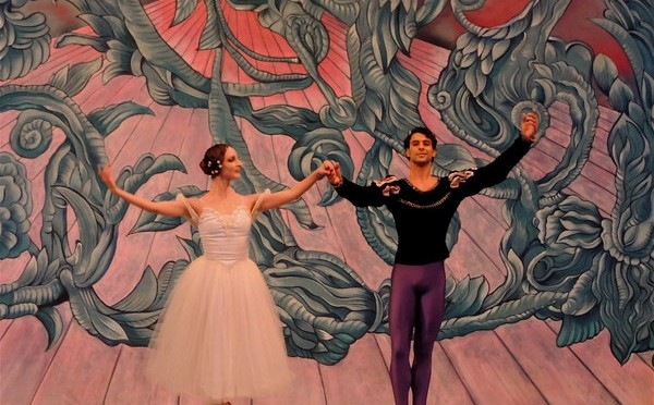 Ballet, le sens du mouvement