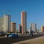 La Habana, torres del Vedado 2015