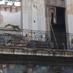 La Habana centro, effondrement en cours 2014