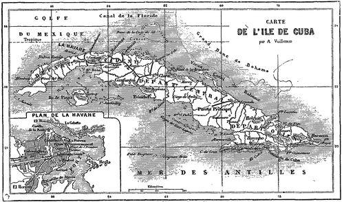 Nouveau Journal Des Voyages 1860, Cuba