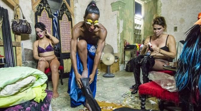 Nuits gay à Cuba : tongs ou talons aiguilles ?