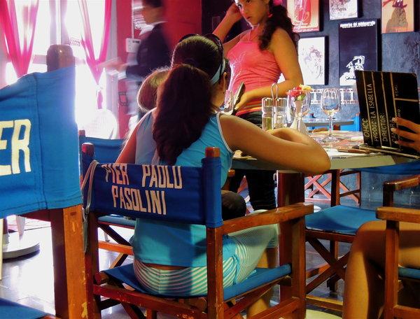 Camagüey, cinéphilie à la pizzeria 2012