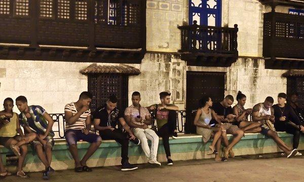 Santiago, toute une nuit WIFI 2015