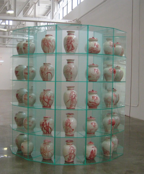 María Magdalena Campos-Pons, My Mother Told Me I Am Chinese, 2008. Courtesy Cuban Art News
