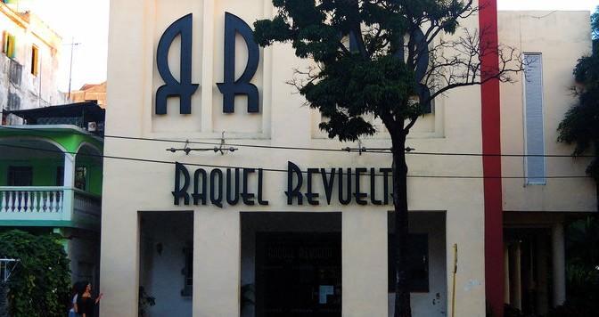 Sala Raquel Revuelta : un ciné devenu théâtre