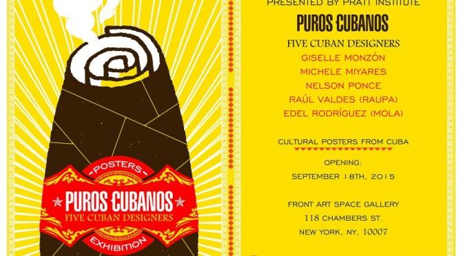 Cuba s'affiche à Manhattan