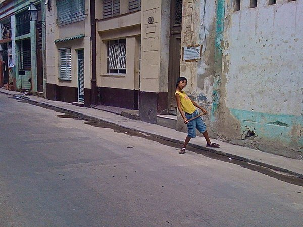 La Havane, beisbol du dimanche matin 2010