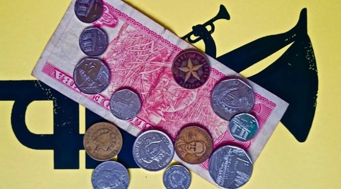 Notre argent à La Havane