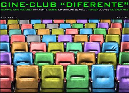 Ciné-club diferente au 23 y 12
