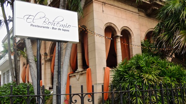El Bohemio, établissement gay friendly dans le Vedado.
