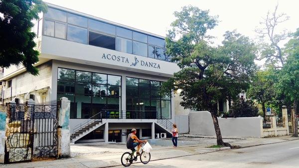 Acosta Danza, récemment ouvert sur la calle Linea