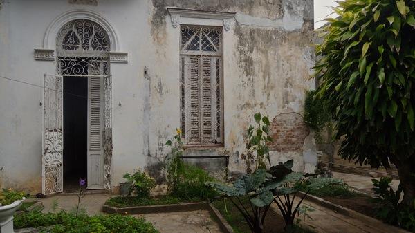 Casa de Amelia Peláez - jardin 2016