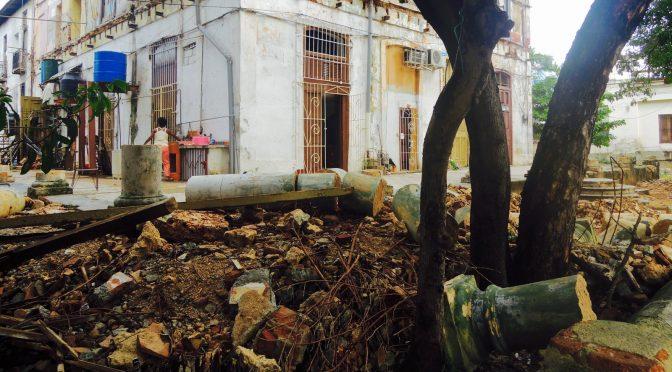 Cuba automne 2016 : l'instant T