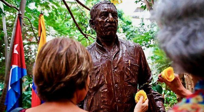 Gabriel García Márquez, retour à La Havane