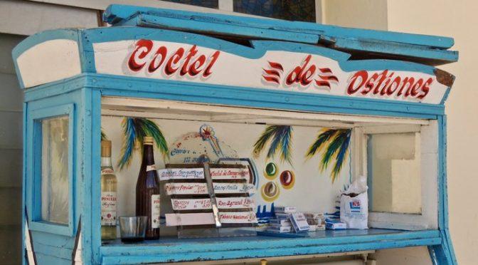 Street food à lo cubano : Coctel de Ostiones