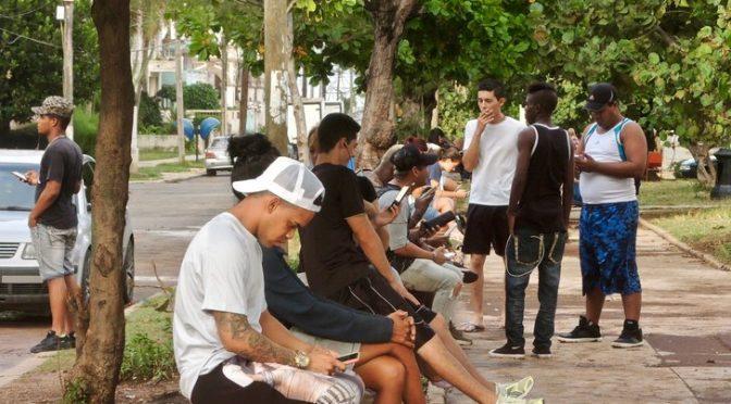 Cuba : viens chez moi, j'ai internet