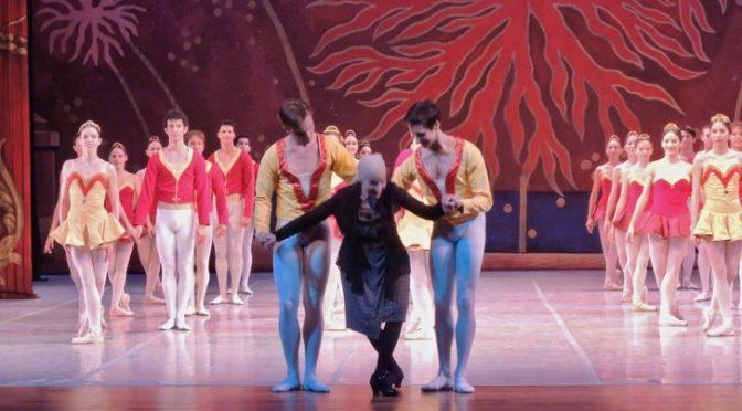 Ballet de Cuba : Alicia Alonso tire sa révérence