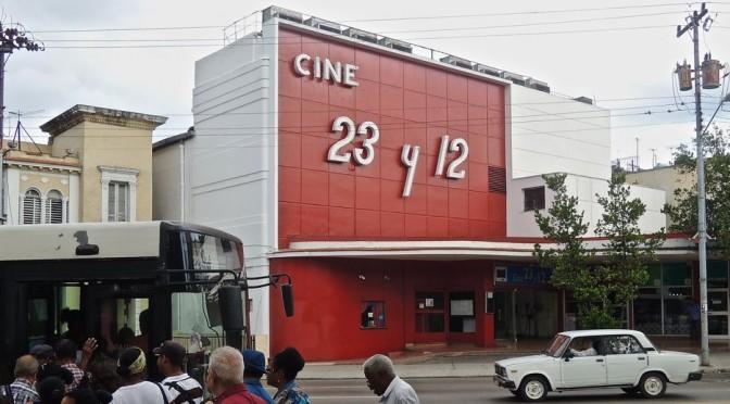 Cinemateca de Cuba : 24 images du monde / sec.