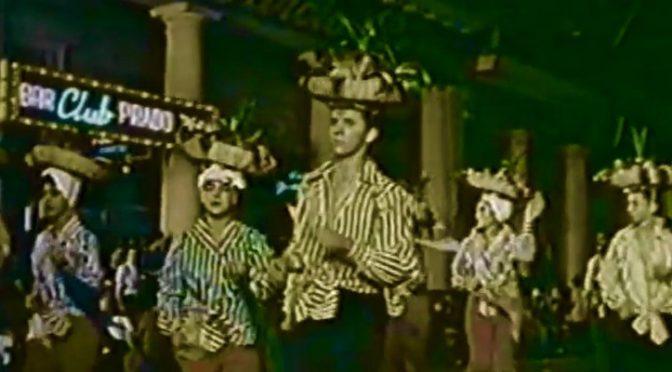 Un carnaval de 1960 en EastmanColor