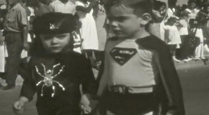 Carnaval à Santiago, 1949