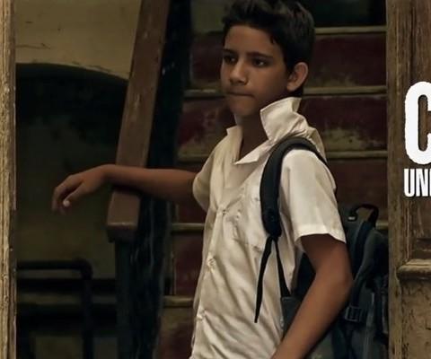 Chala, une enfance cubaine. Film d'Ernesto Daranas. Photogramme de la bande annonce, droits réservés.
