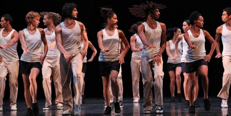 Danza Contemporanea de Cuba, Mambo 3XX1 de George Céspedes, photo droits réservés