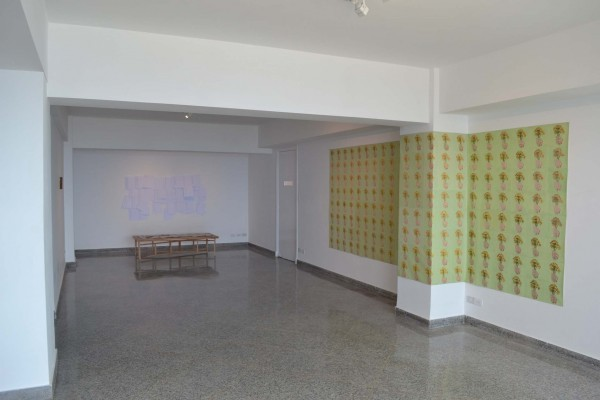 expo Karaoké à El Apartamento, photo droits réservés.