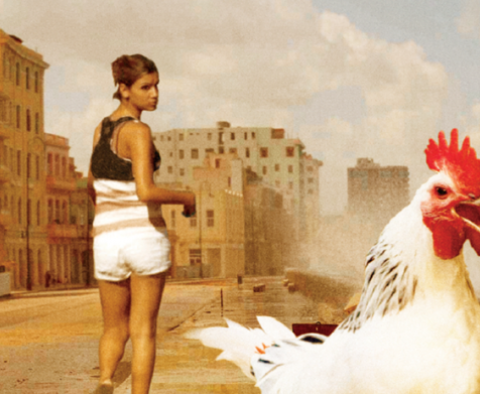 Visuel festival del ciné Frances en Cuba 2016