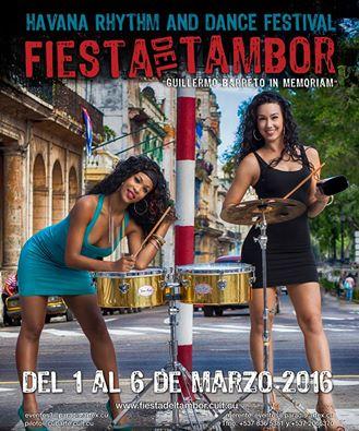 Festival del Tambor 2016