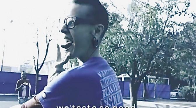Krudas Cubensi, Mi cuerpo es mio 2013 (capture d'écran).