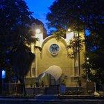 Teatro Buendia, ancienne église orthodoxe dans le Nuevo Vedado
