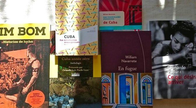 Cuba entre les pages