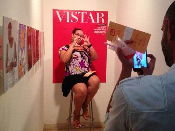 Vista hace fe : comment faire la couv' de Vistar Magazine.