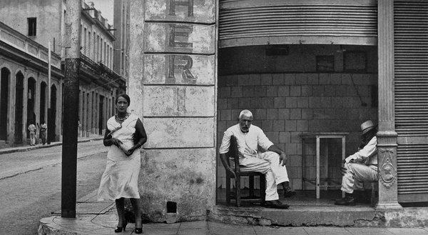 Walker Evans, dairy's corner, Havana, 1933 © Walker Evans Archive, The Metropolitan Museum. Droits réservés.