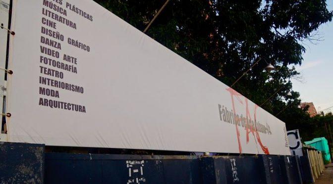 Habana ¿es el nuevo Berlin? Fábrica de Arte Cubano