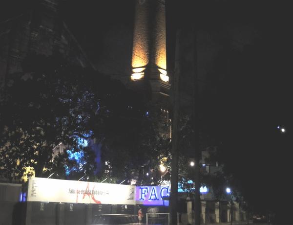 La Havane Fabrica de Arte Cubano nochevieja 2014