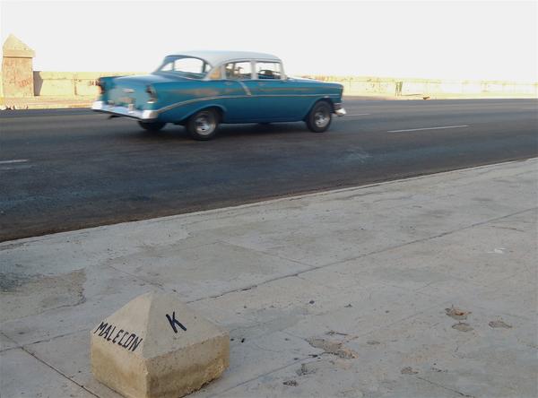 La Havane, Malecon y K 2014