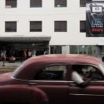 La Habana, ICAIC festival cine frances 2012