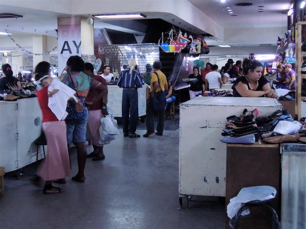 La Havane magasin Fin de Siglo calle San Rafael 2012