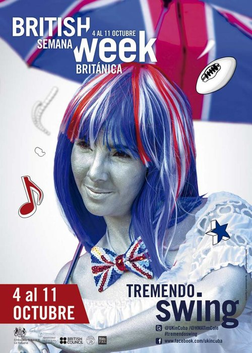 British week / semana Britannica 2015