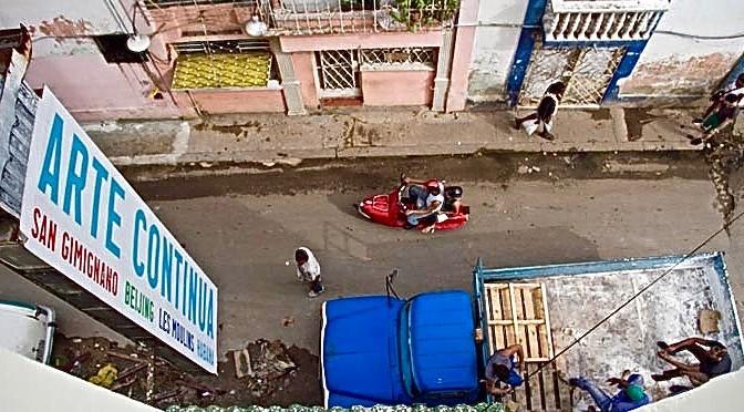 Galleria Continua déboule à La Havane !