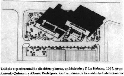 Documents d'architecte sur l'Edificio Giron, ArquitecturaCuba.