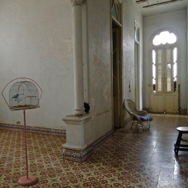 Maison d'Amelia Peláez, octobre 2016.