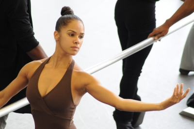 Misty Copeland à Acosta Danza. Photo Yuris Norido, droits réservés.