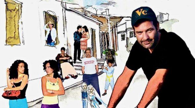 Ciné de quartier avec Perugorría
