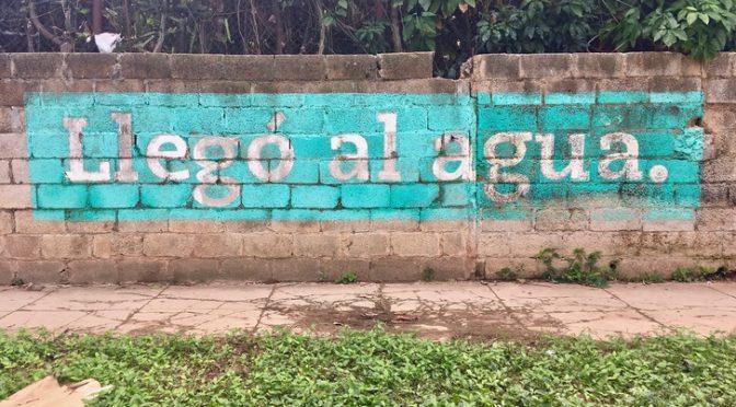 Les murs ont la parole # 5 : le poème de Romerillo