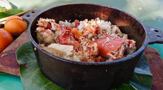 À table ! la recette du cangrejo «à la Ford»